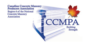 Canadian Concrete Masonry Producers Association Logo