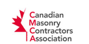 Canadian Masonry Contractors Association Logo
